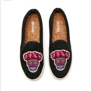 Soludos Day of The Dead Sneaker bLKzeWe8